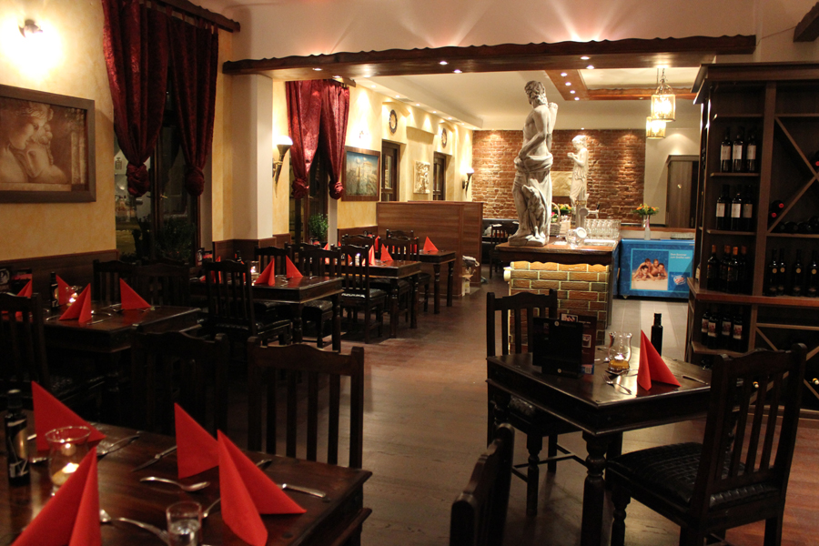 Restaurant Villa Christina